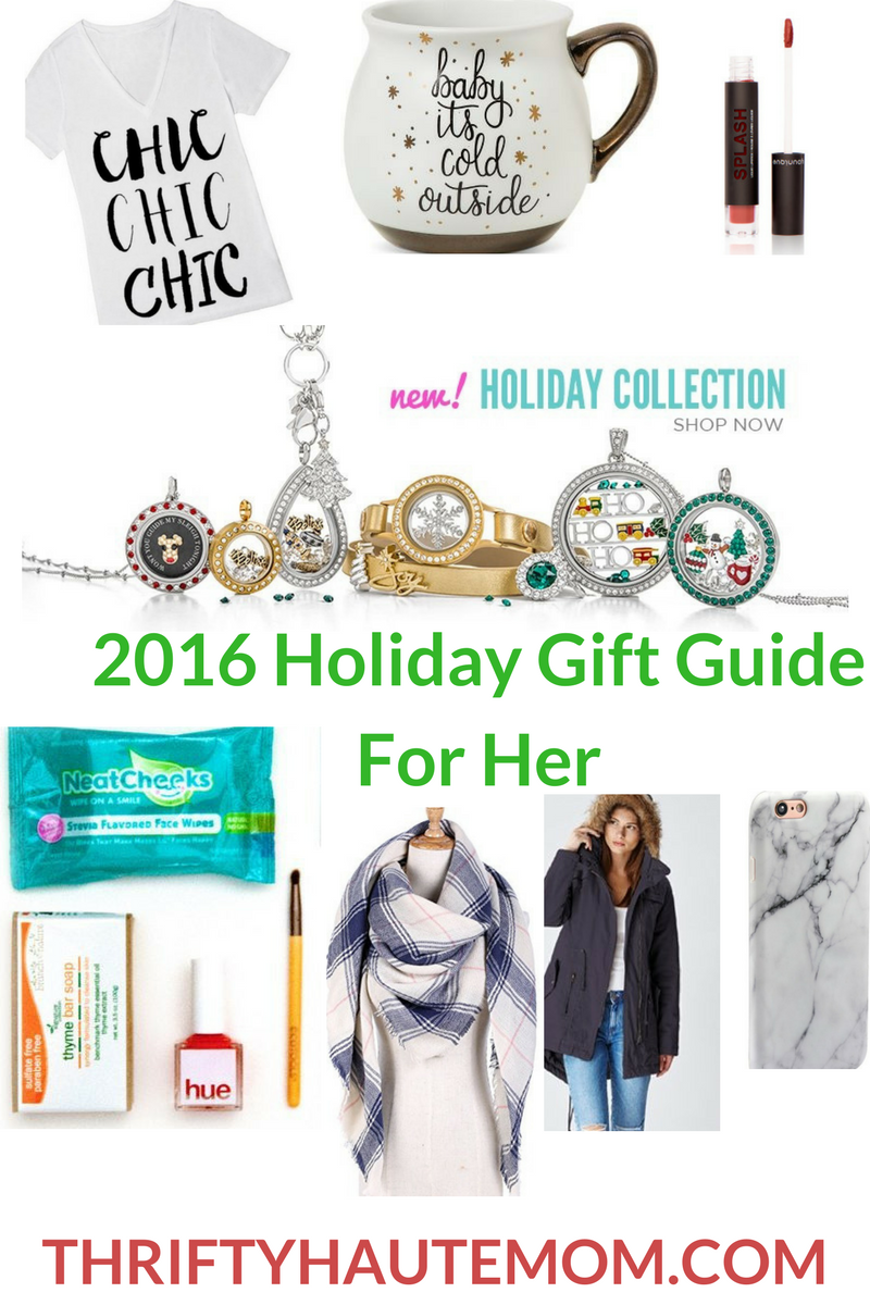 2016 Holiday Gift Guide For Her 1 Thrifty Haute Mom