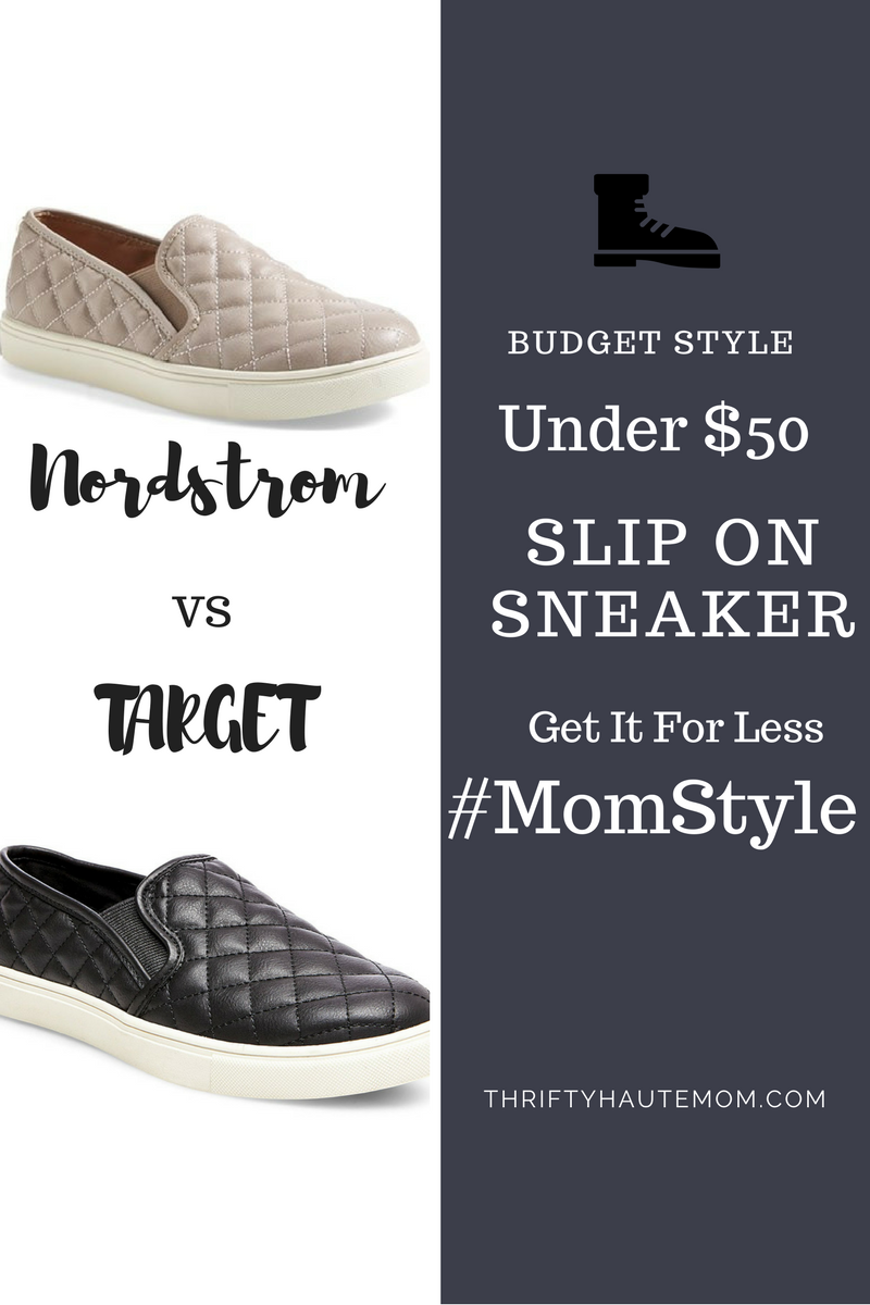Not All Style Bloggers Are Not Always Alike + Slip On Sneaker Steal