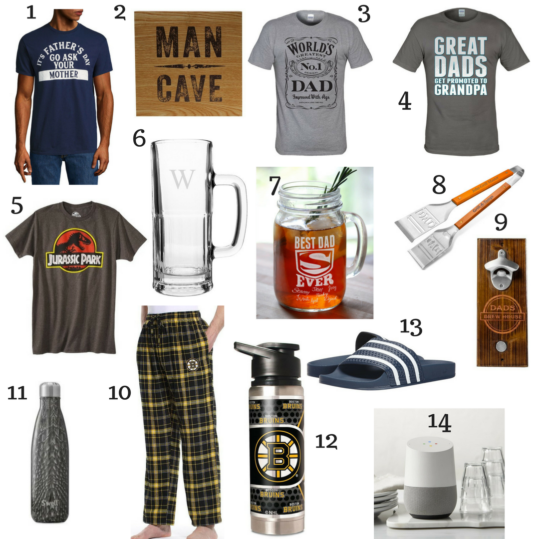Last Minute Affordable Father's Day Gift Guide