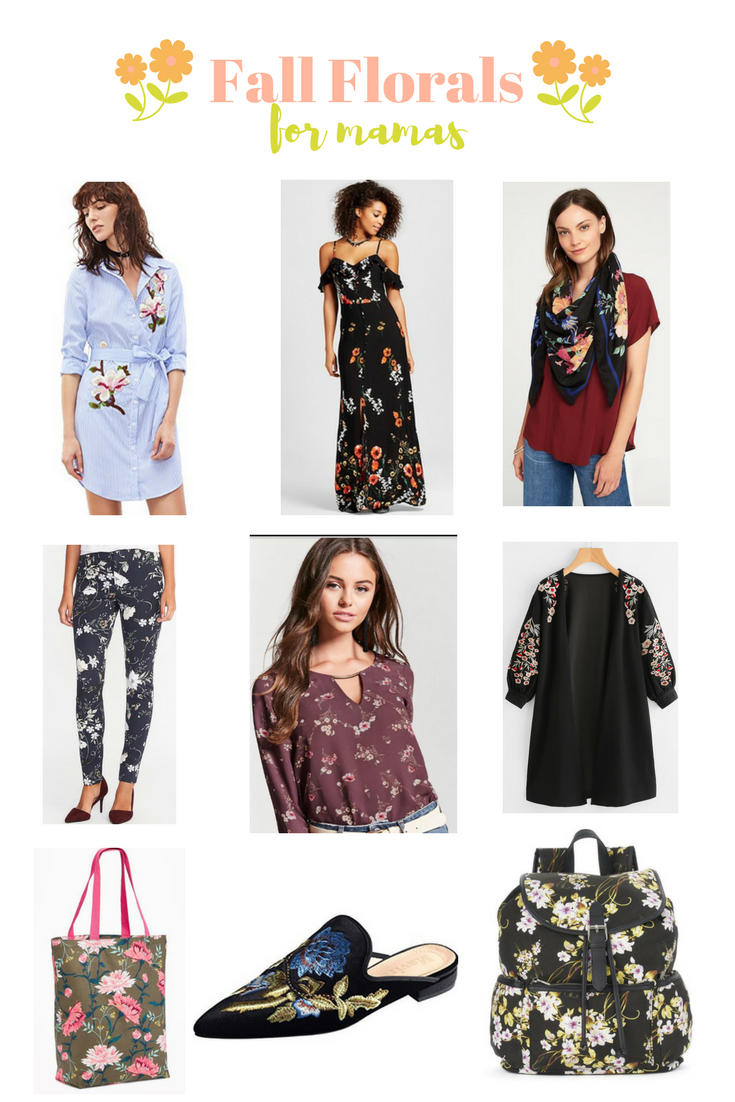 Fall Florals Under $50