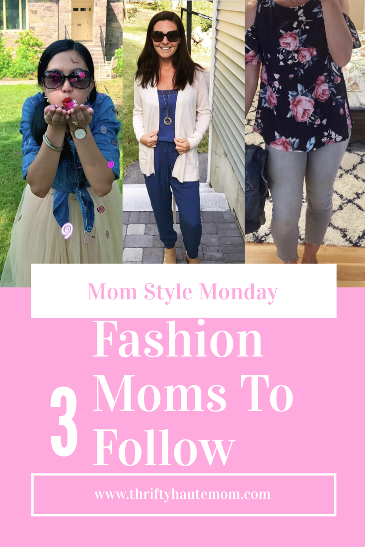 Mom Style Monday: Fashionable Mamas To Follow