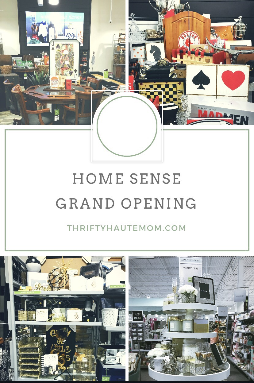Homesense Grand Opening