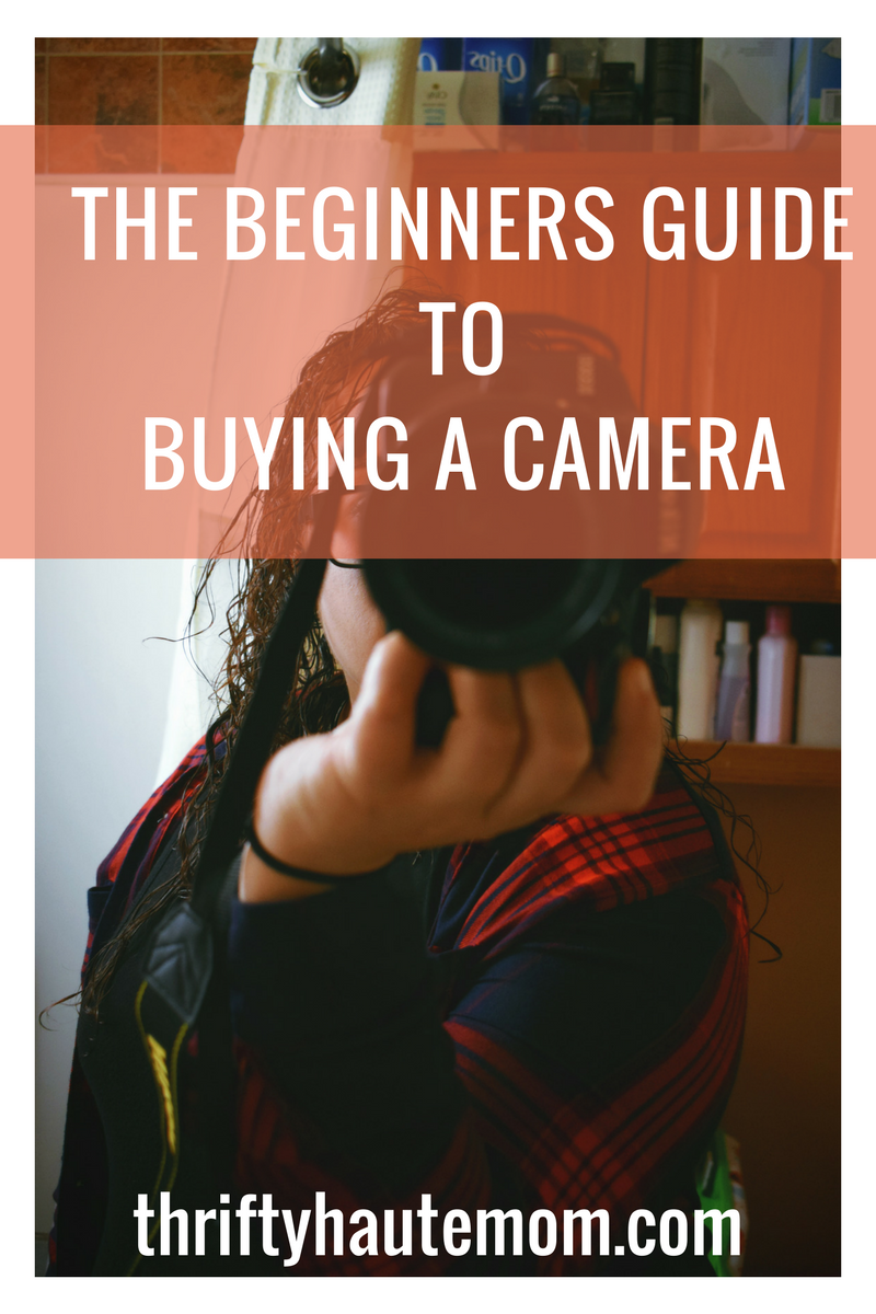 The Beginners Camera Guide