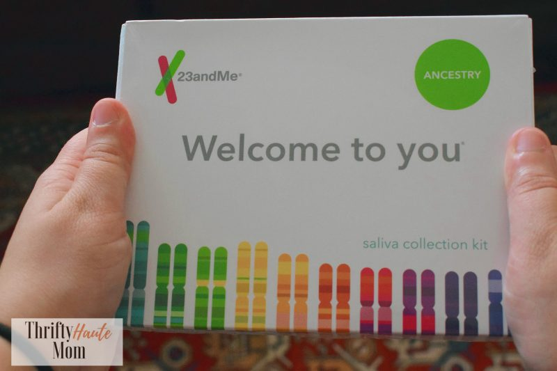 Getting to know family with 23andMe