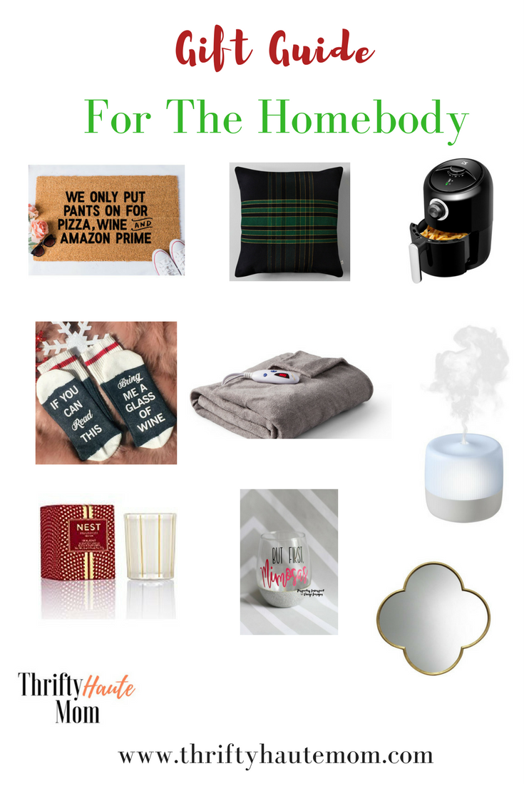 Gift Guide: For the Home Body