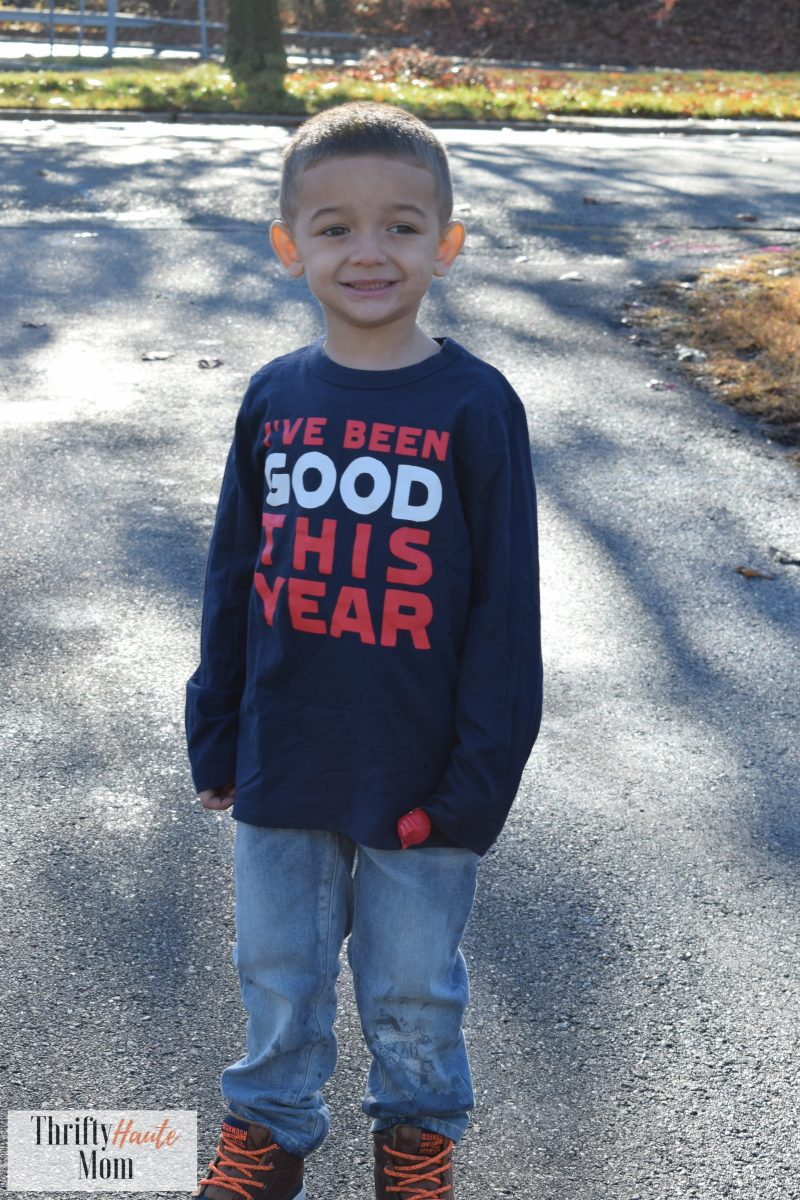 Holiday Style For Little Boys With OshKosh B'Gosh + Giveaway