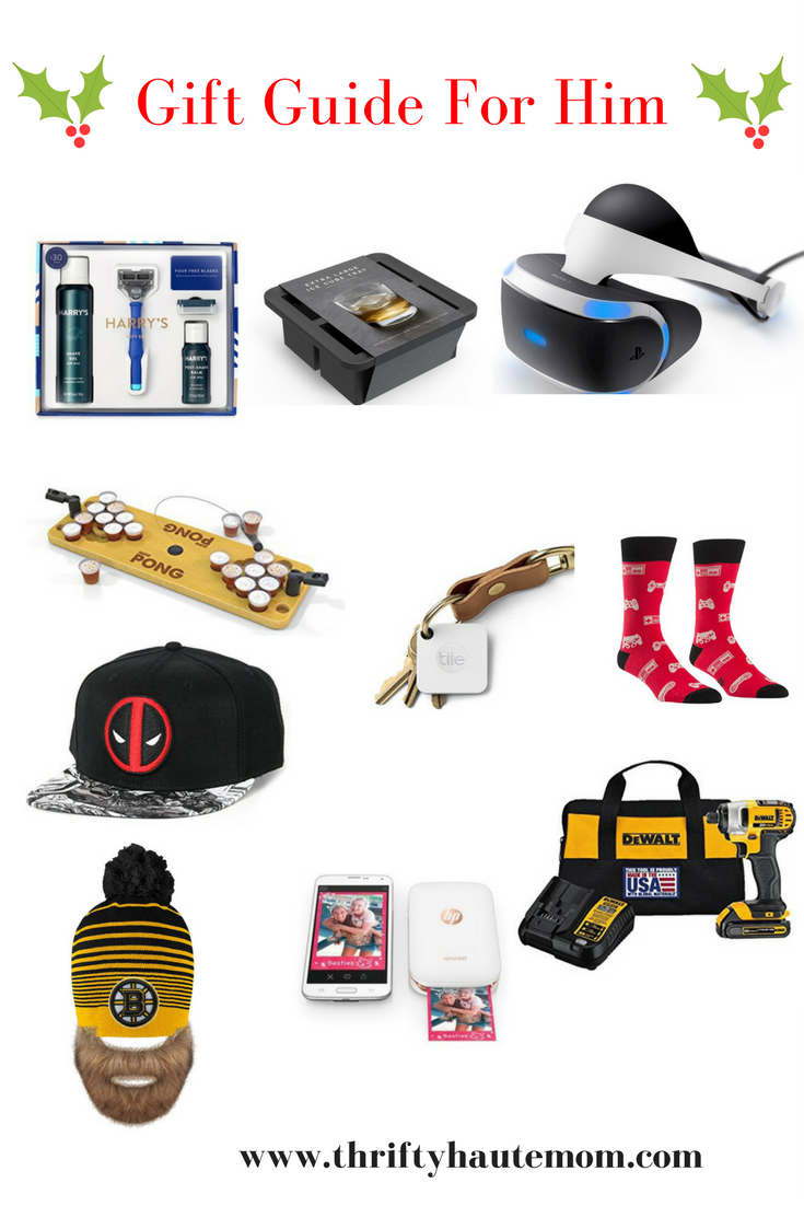 10 great items for that any type of man