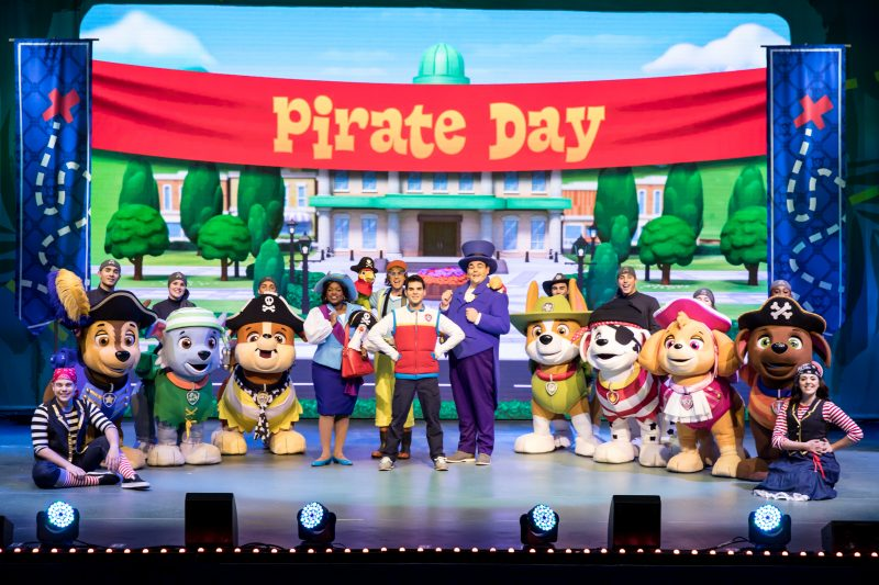 PP Pirate Day Live