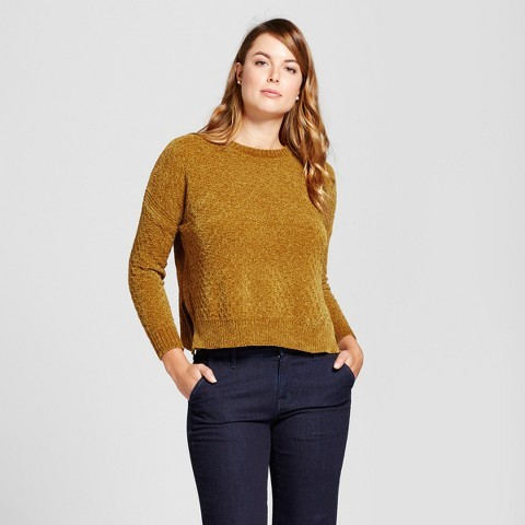 Chenille Pull Over