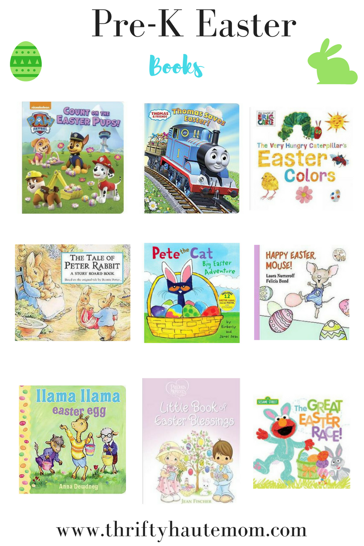 Top 10 Easter Books For Preschool – Aged Kids
