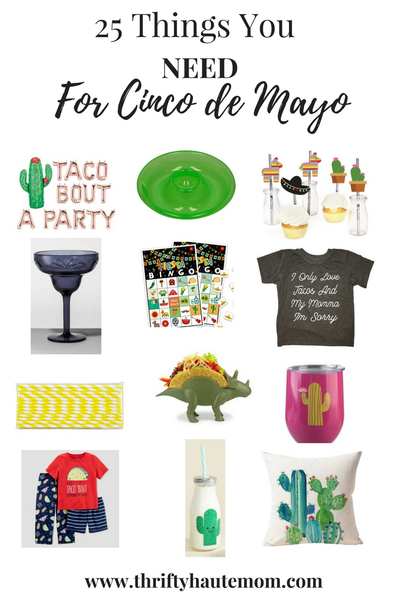 cinco de mayo must haves