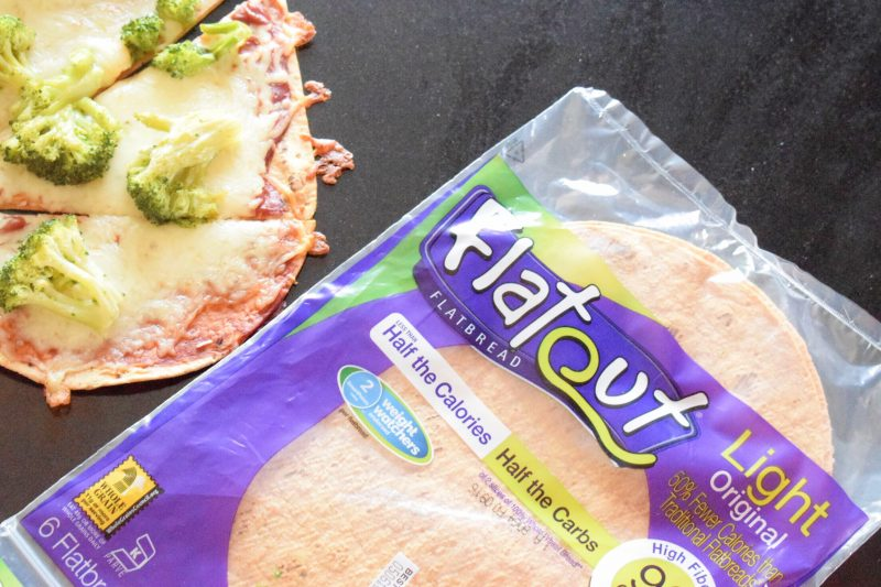 Weight Watchers Lunchtime With Flatout