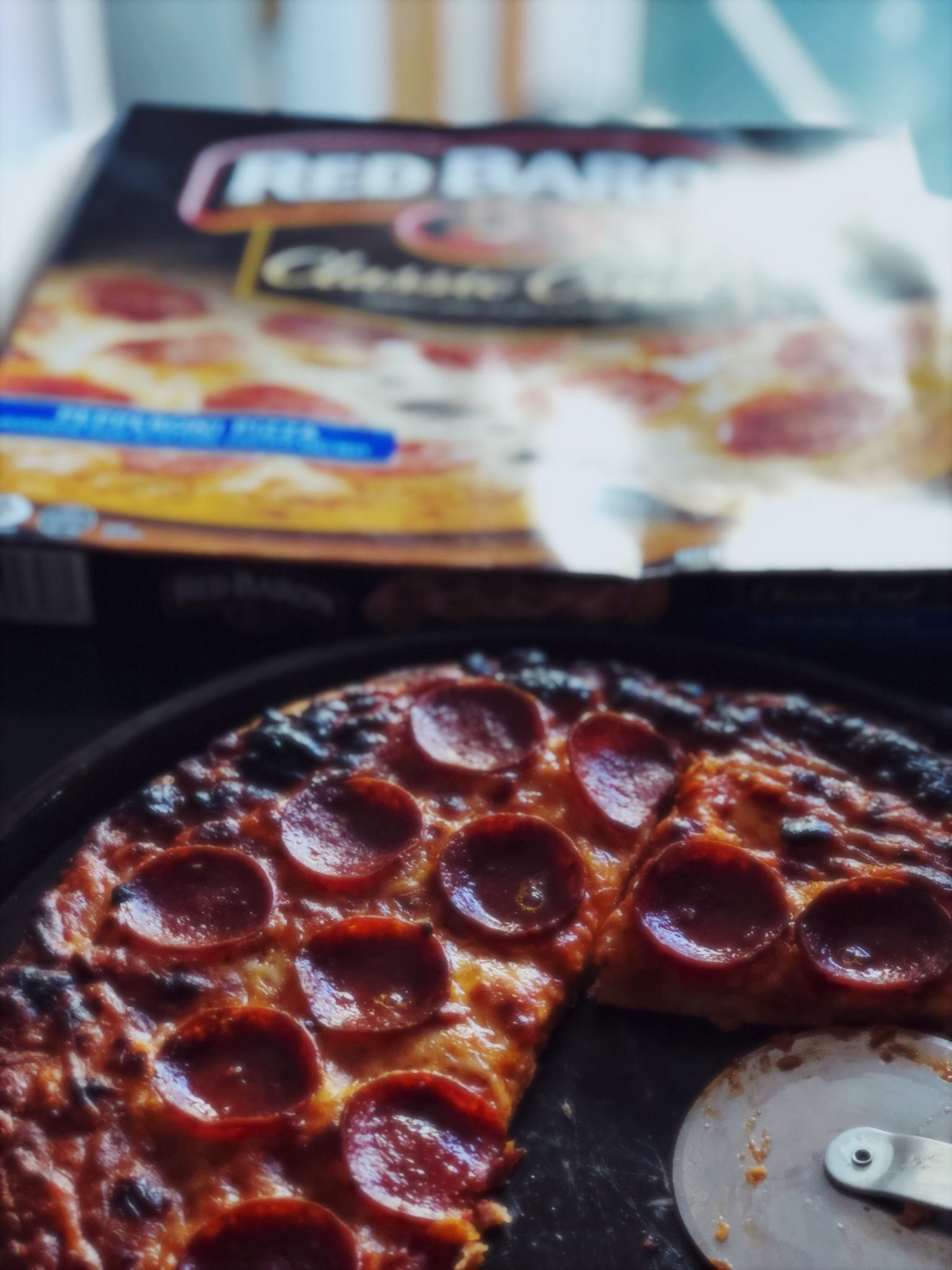 Red Baron Lunchtime Pizza