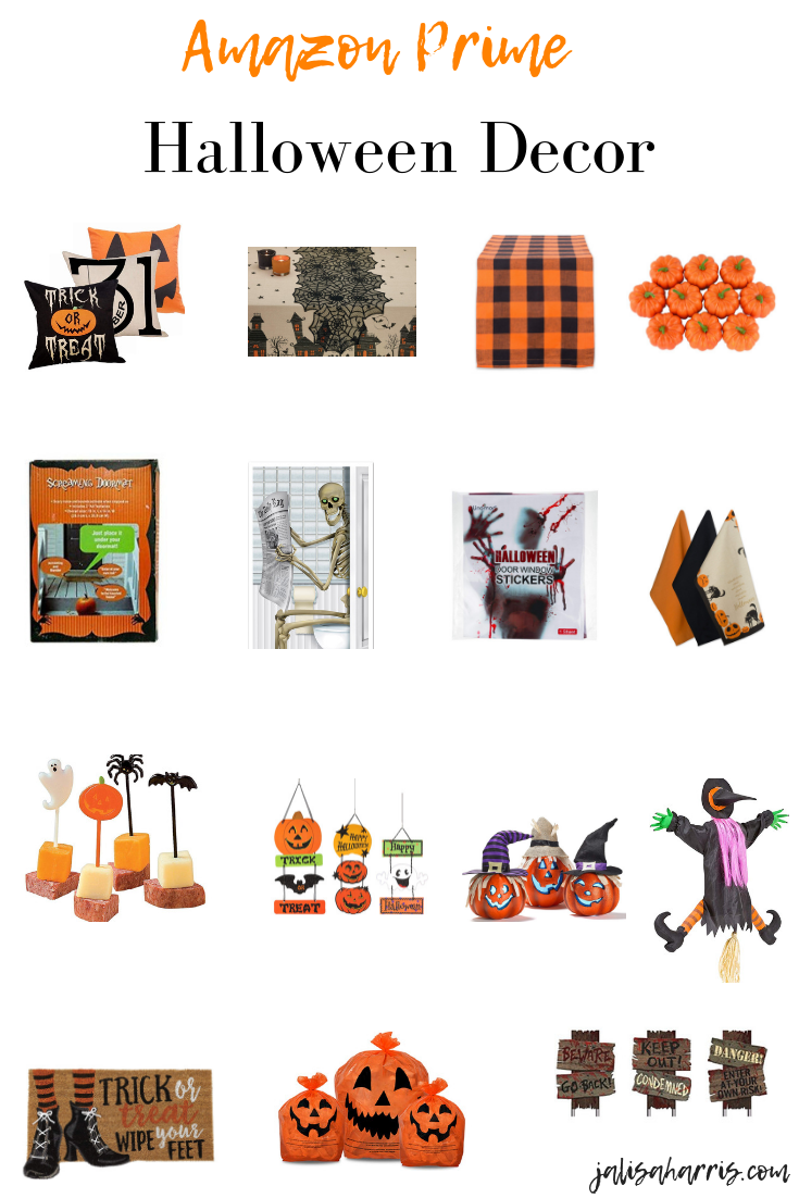 Amazon Prime Halloween Favorites