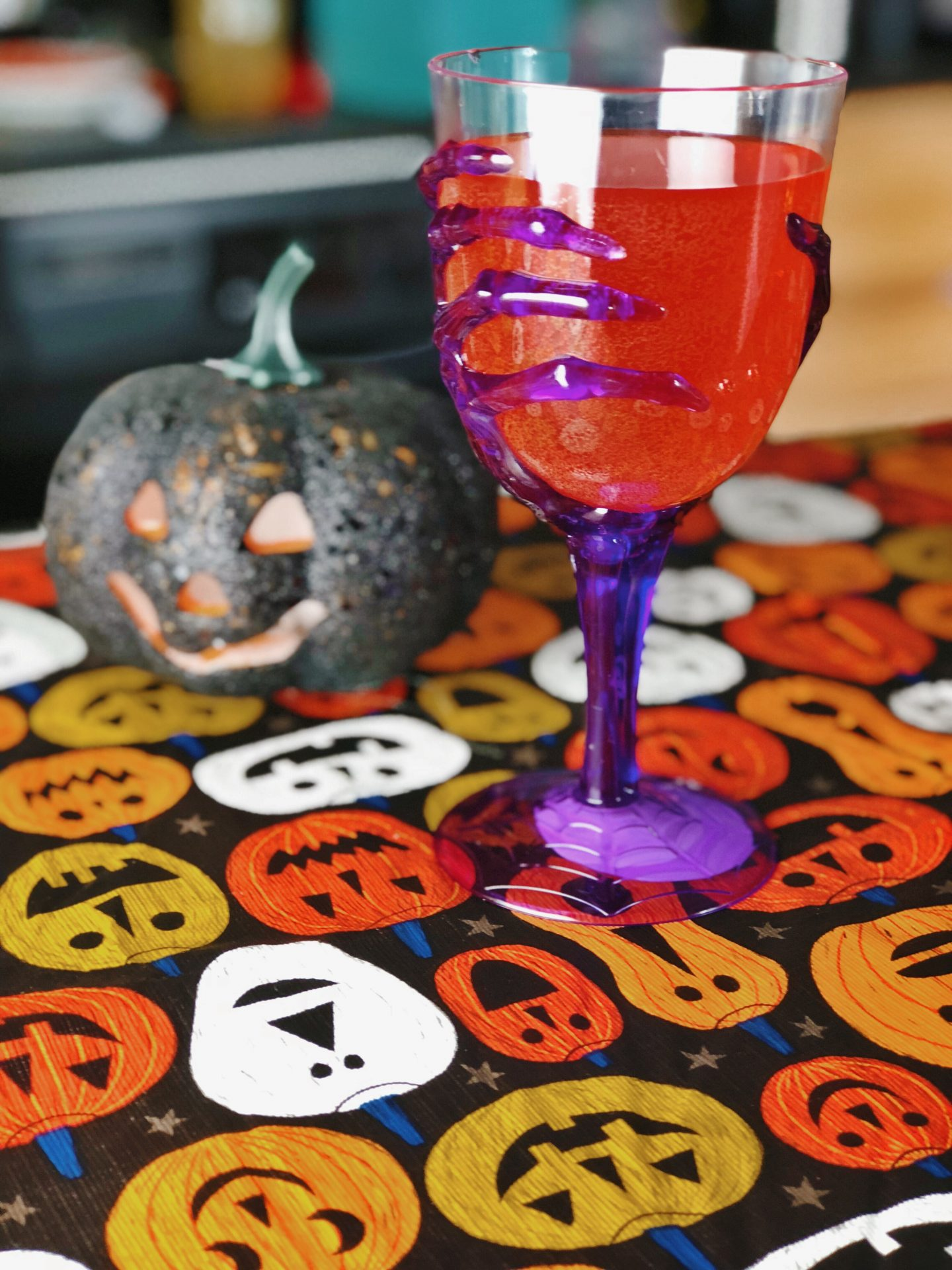 Hocus Pocus Halloween Punch For Adults + A Kiddie Version
