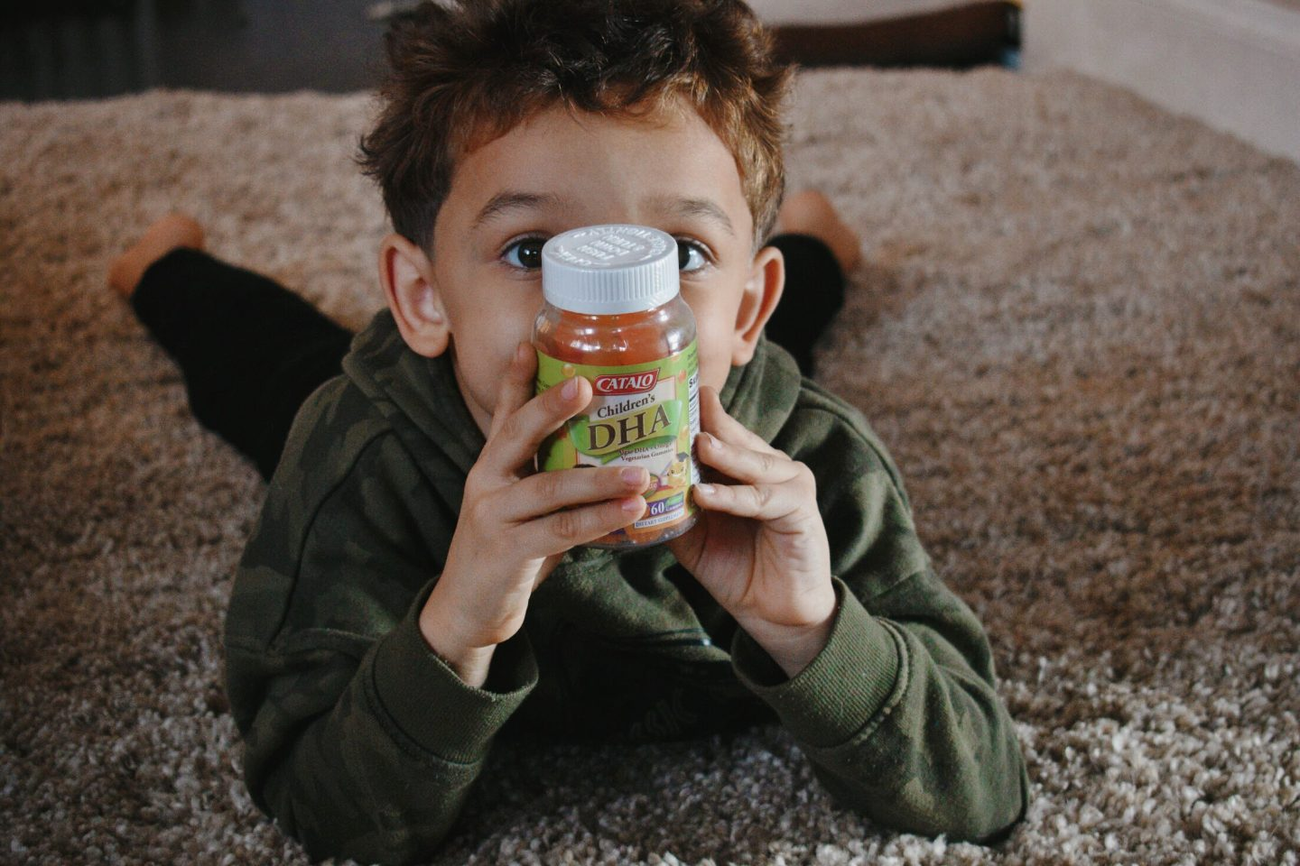 CATALO DHA Supplements