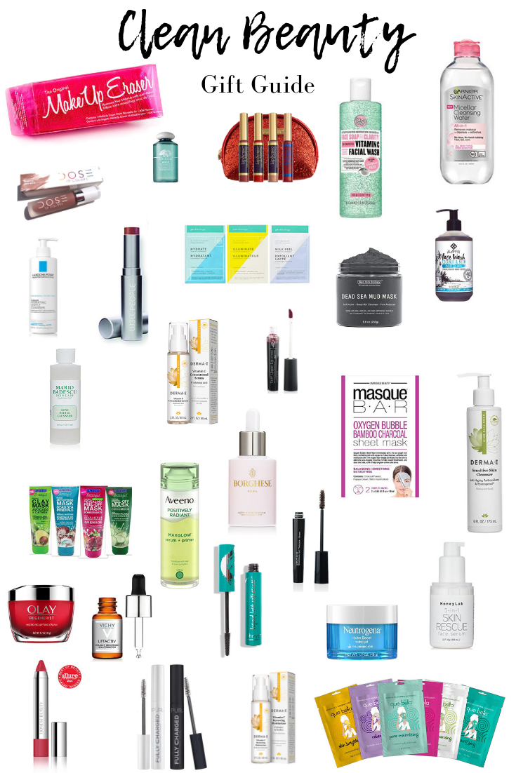 Holiday Gift Guide: Clean Beauty Lover