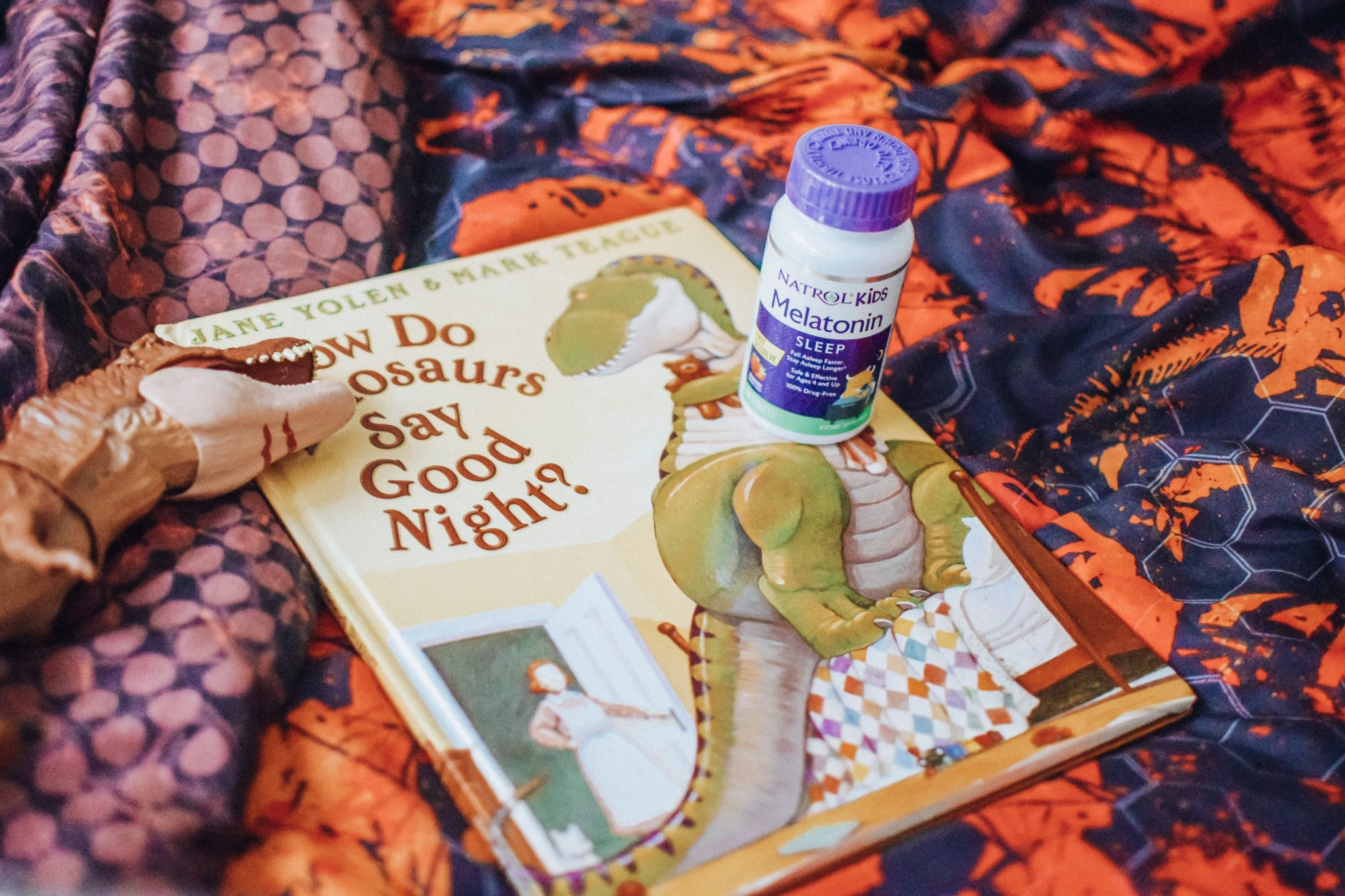 Bedtime routine hack for kids