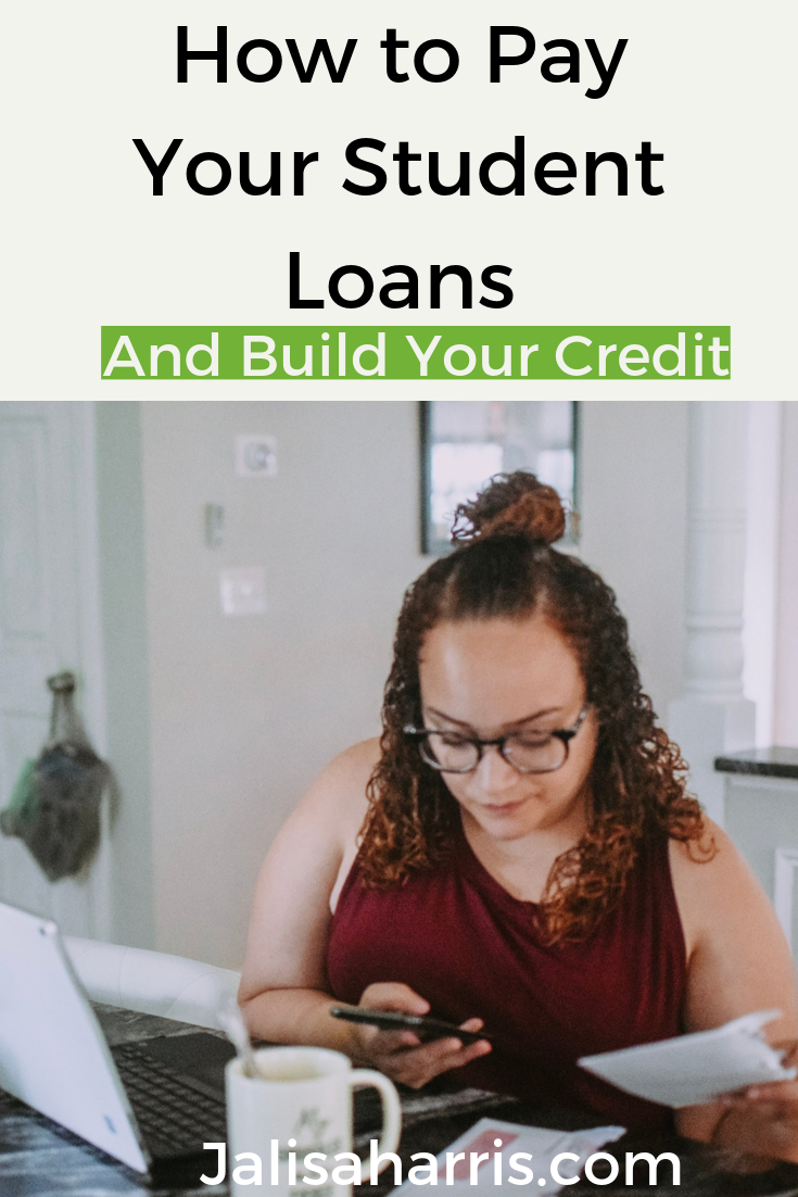Paying your student loans can actually boost your credit score. It can also be overwhelming when you already have debt. Check out these ways you can pay student loans that will help boost your credit together with Lexington Law Firm. | #LetLexingtonHelp #ad #millennial #creditbuilding #studentloandebt #studentdebt #payoffdebt #debttips #moneytips