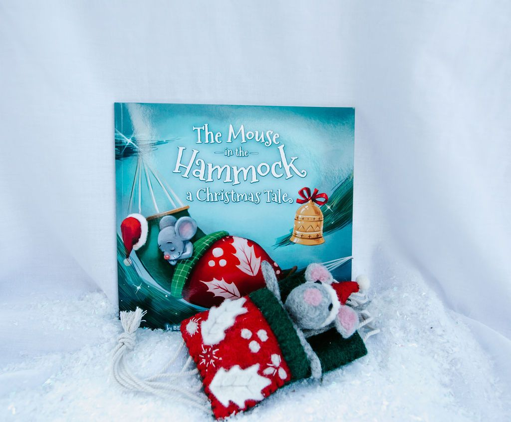 The Mouse In A Hammock A Christmas Tale
