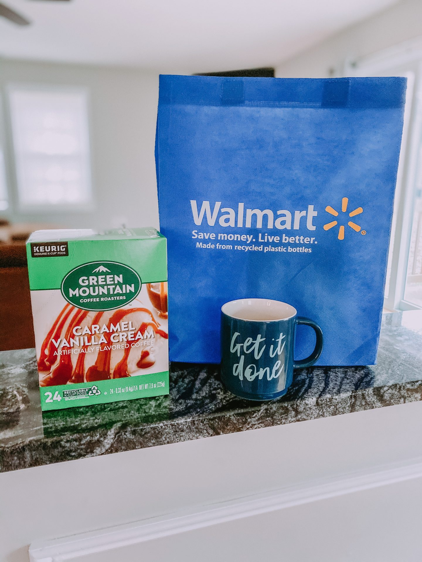 How to help the environment by shopping at Walmart