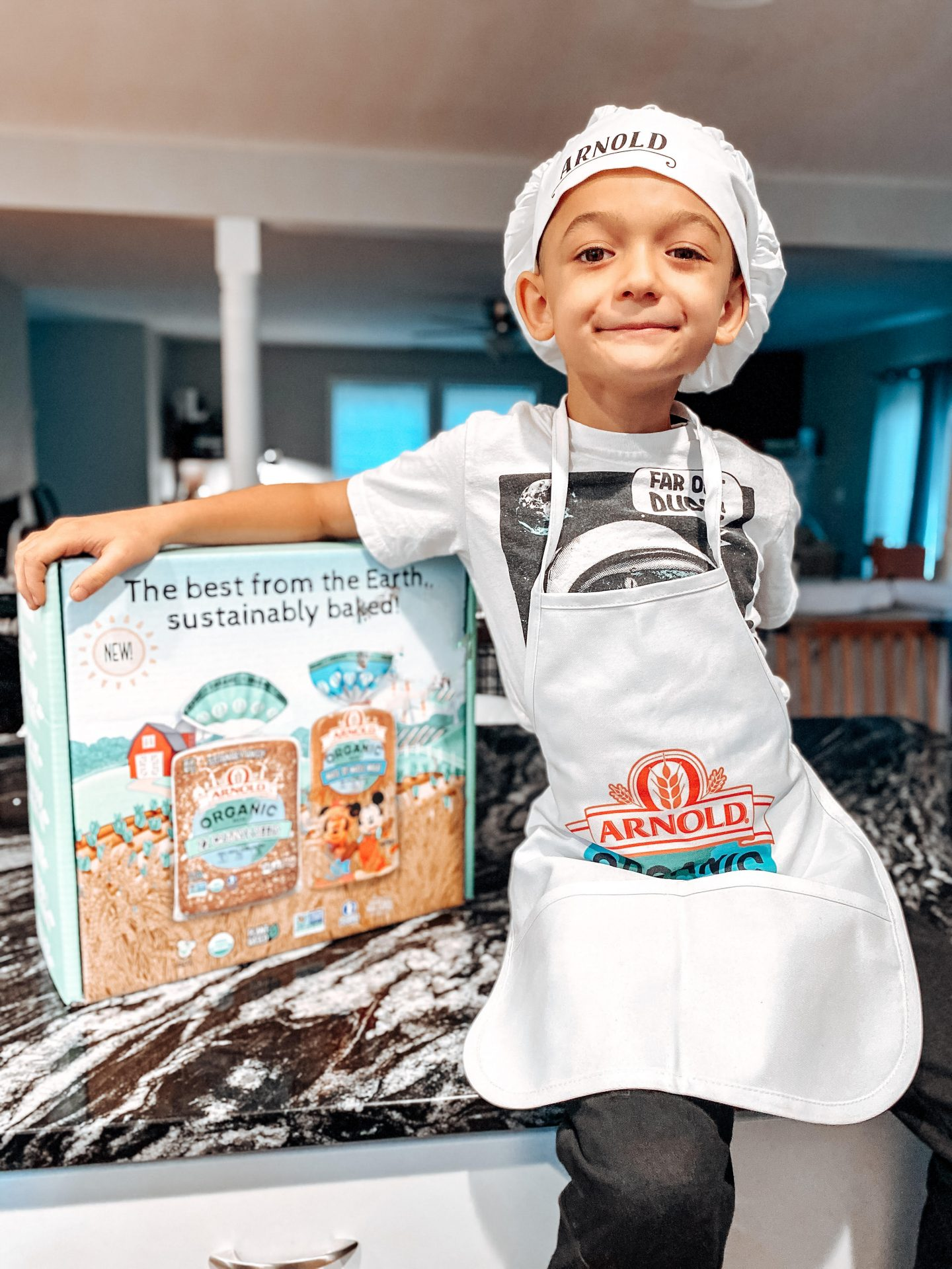 Arnold Organic Bread For Kids