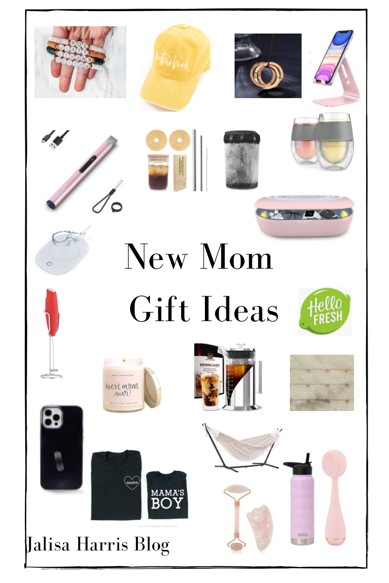 If you have a new mom in your life these gifts are definitely what every new mom wants for her self.